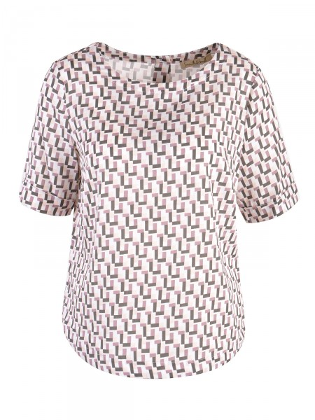 SMITH & SOUL Damen Bluse, lila
