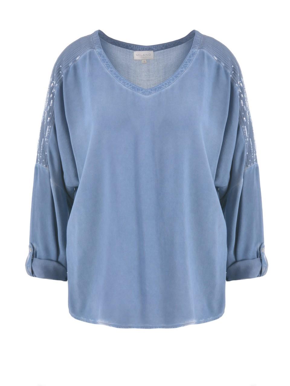milano-italy-damen-bluse-blau