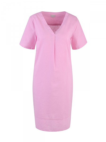 MILANO ITALY Damen Kleid, rosa