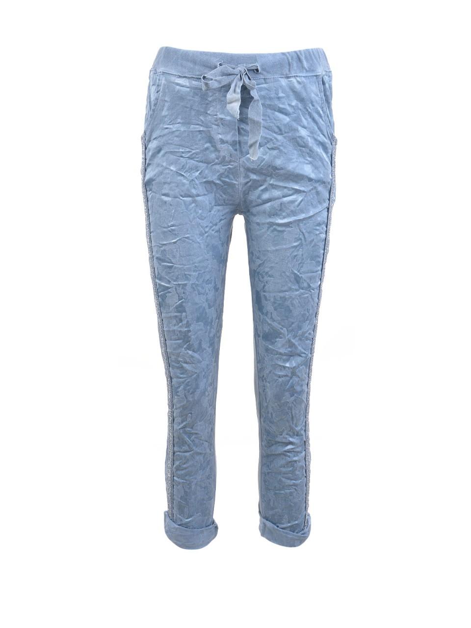 Hosen für Frauen - C M PREMIUM Damen Hose, blau  - Onlineshop Designermode.com
