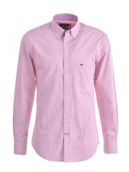FYNCH-HATTON Herren Hemd, rosa