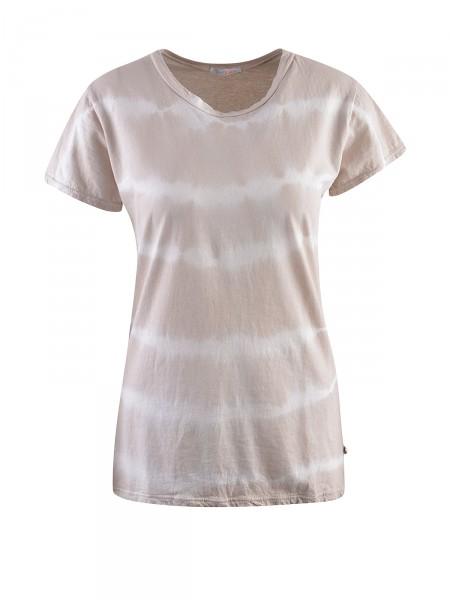 HEARTKISS Damen T-Shirt, beige