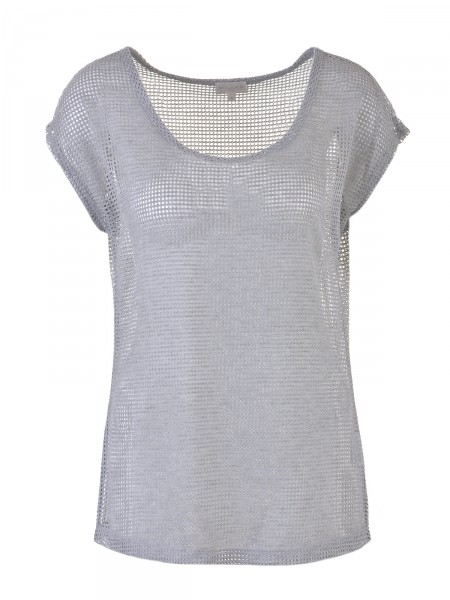 MILANO ITALY Damen T-Shirt, grau