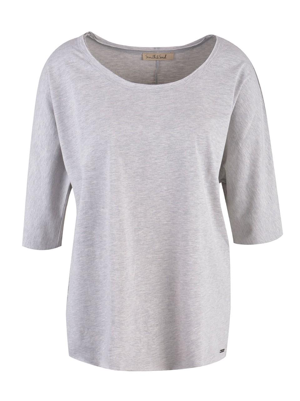 Oberteile - SMITH SOUL Damen Shirt, grau  - Onlineshop Designermode.com