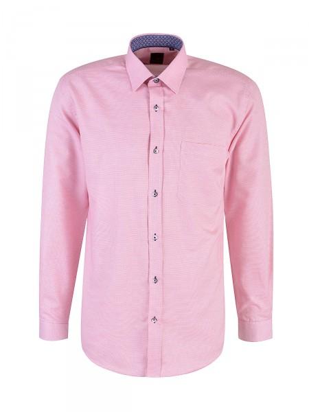 MILANO ITALY Herren Hemd, rosa