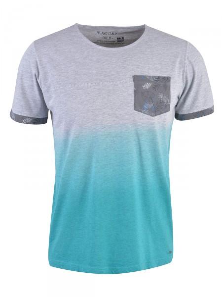 MILANO ITALY Herren T-Shirt, mint