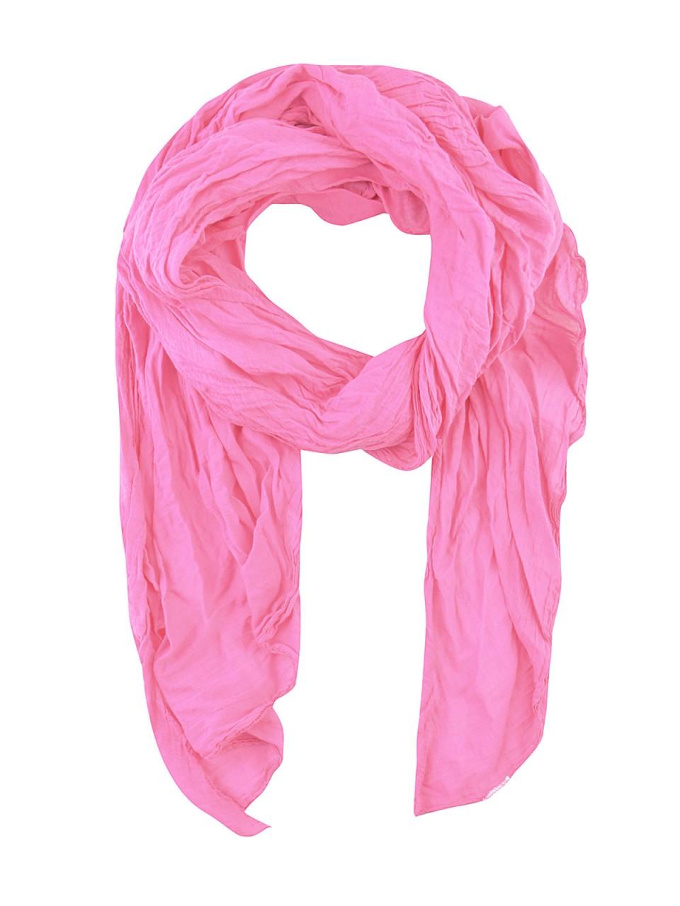 Schals - SMITH SOUL Damen Tuch, pink  - Onlineshop Designermode.com