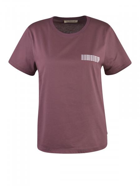 SMITH & SOUL Damen T-Shirt, bordeaux
