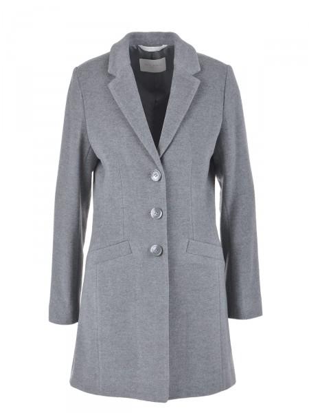 MILANO ITALY Damen Mantel, grau