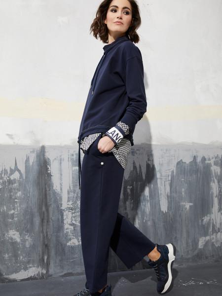 MILANO ITALY Damen Jogginghose, dunkelblau