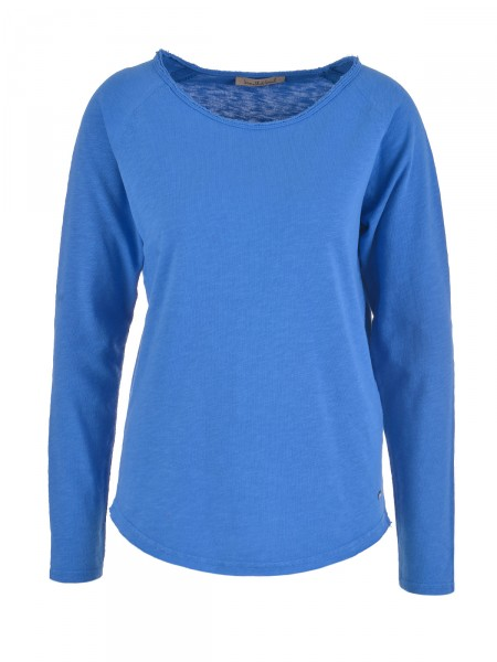 SMITH & SOUL Damen Sweatshirt, blau