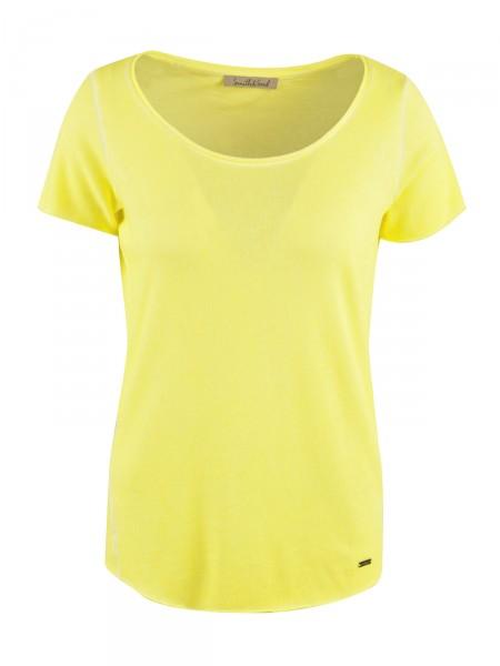 SMITH & SOUL Damen T-Shirt, gelb