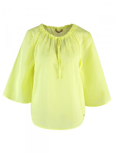 SMITH & SOUL Damen Bluse, neon-gelb