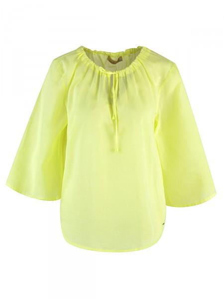 SMITH & SOUL Damen Bluse, neon-gelb