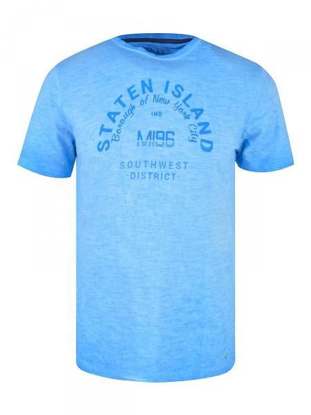 MILANO ITALY Herren T-Shirt, blau